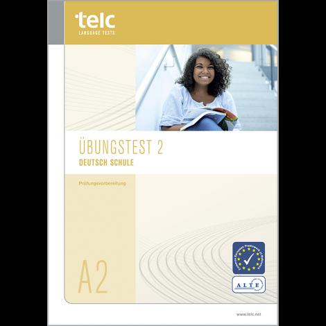 telc Deutsch A2 Schule, Mock Examination version 2, booklet