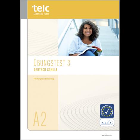 telc Deutsch A2 Schule, Mock Examination version 3, booklet