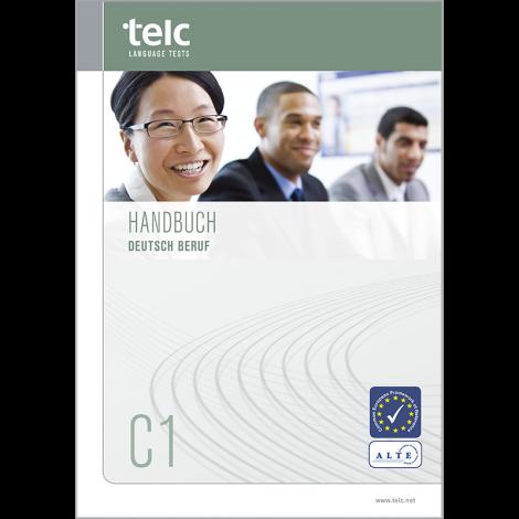 telc Deutsch C1 Beruf, Prüfungshandbuch