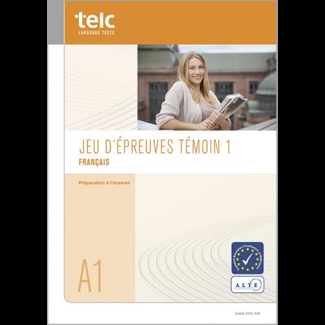 telc Français A1, Übungstest Version 1, Heft