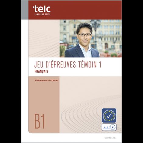 telc Français B1, Übungstest Version 1, Heft