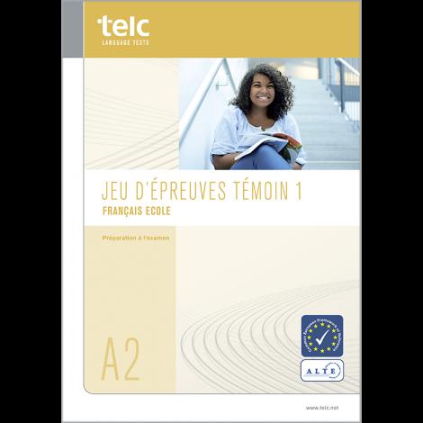 telc Français A2 Ecole, Übungstest Version 1, Heft