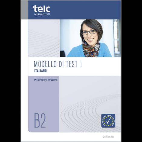 telc Italiano B2, Übungstest Version 1, Heft