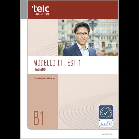 telc Italiano B1, Übungstest Version 1, Heft