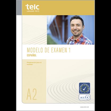 telc Español A2, Mock Examination version 1, booklet