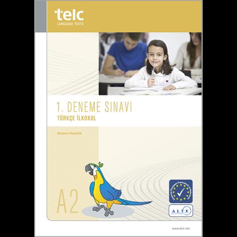 telc Türkçe A2 İlkokul, Mock Examination version 1, booklet