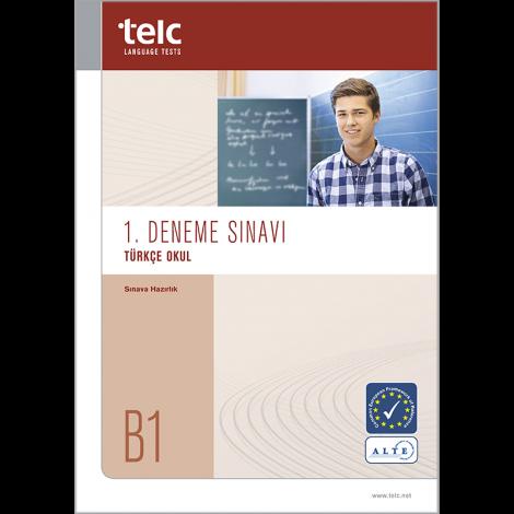 telc Türkçe B1, Mock Examination version 1, booklet