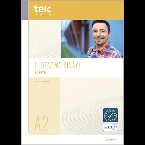 telc Türkçe A2, Mock Examination version 1, booklet