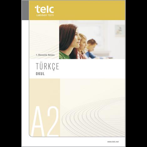 telc Türkçe A2 Okul, Mock Examination version 1, booklet
