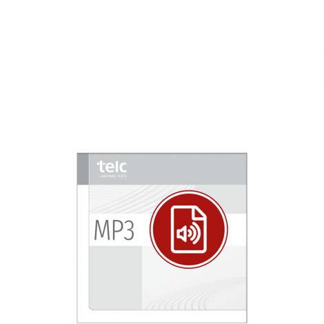 telc Deutsch B2 Medizin Zugangsprüfung, Übungstest Version 1, MP3 Audio-Datei