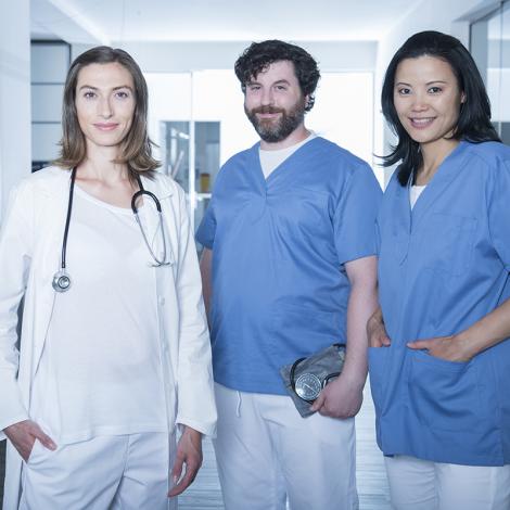 Online Training Deutsch B2-C1 Medizin