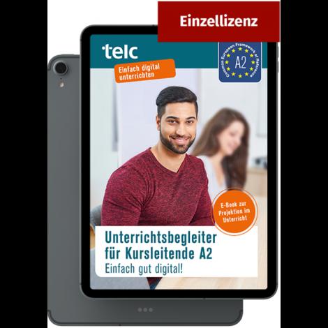 Einfach gut digital! teaching companion A2 Individual licence