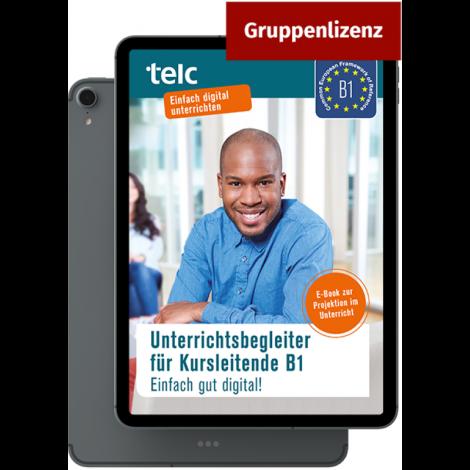 Einfach gut digital! teaching companion B1 Group licence