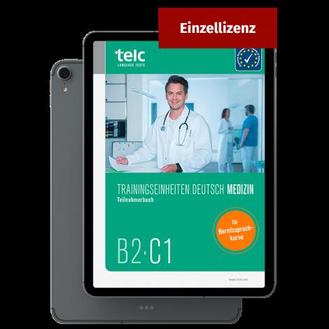Training modules Deutsch B2·C1 Medizin E-Book Individual licence